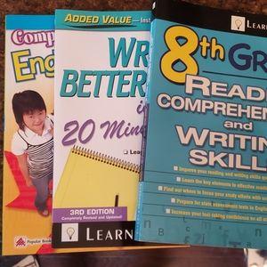 English Workbooks (Lvl 8th Grade)
